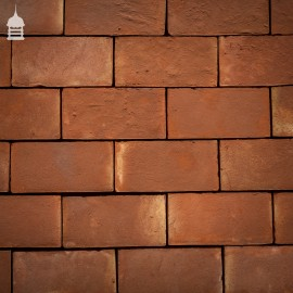 """BRITANNIA BRICKS"" Traditionally Handmade Red Floor Brick 9"" x 4.5"" Floorbrick"