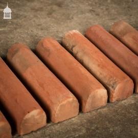 """BRITANNIA BRICKS"" Large Red Brick Special Bullnose Strip Slip – BB0908"