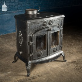 20th C 'Balmoral' Stove by B,D & Co
