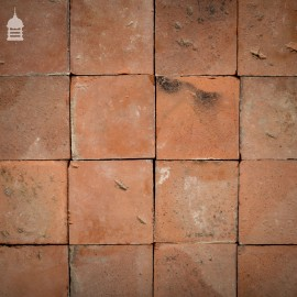 "Batch of 95 Chunky Rustic  9.25"" x 9.25"" Quarry Tiles - 5 Square Metres"