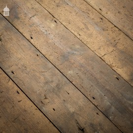 33 Square Metres of 19th C Pine Floorboards