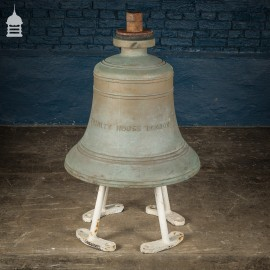 Trinity House London 1977 Bronze Buoy Marker Bell by Taylor & Co Loughborough