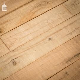 Batch of 3 Square Metres of Seasoned Sawn Finish Short Narrow Oak