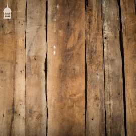 Batch of 21 Square Metres of Original 16th C Oak Floorboard