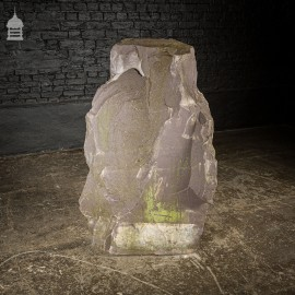 Large Riven Slate Monolith Standing Stone