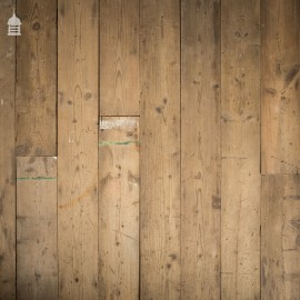 """Batch of 44 Square Metres of Victorian 6½"""" Pine T&G Floorboard"""