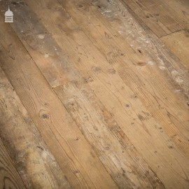 "20 Square Metre Batch of Victorian 5"" Pine Floorboard"