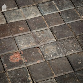 Batch of 320 Staffordshire Blue 2 Block Pavers – 8 Square Metres