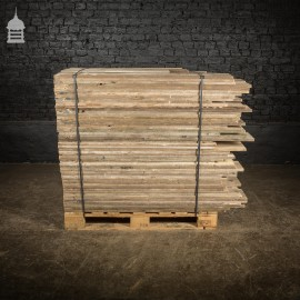 Batch of 54 Square Metres of Short Length Cut Scaffold Boards
