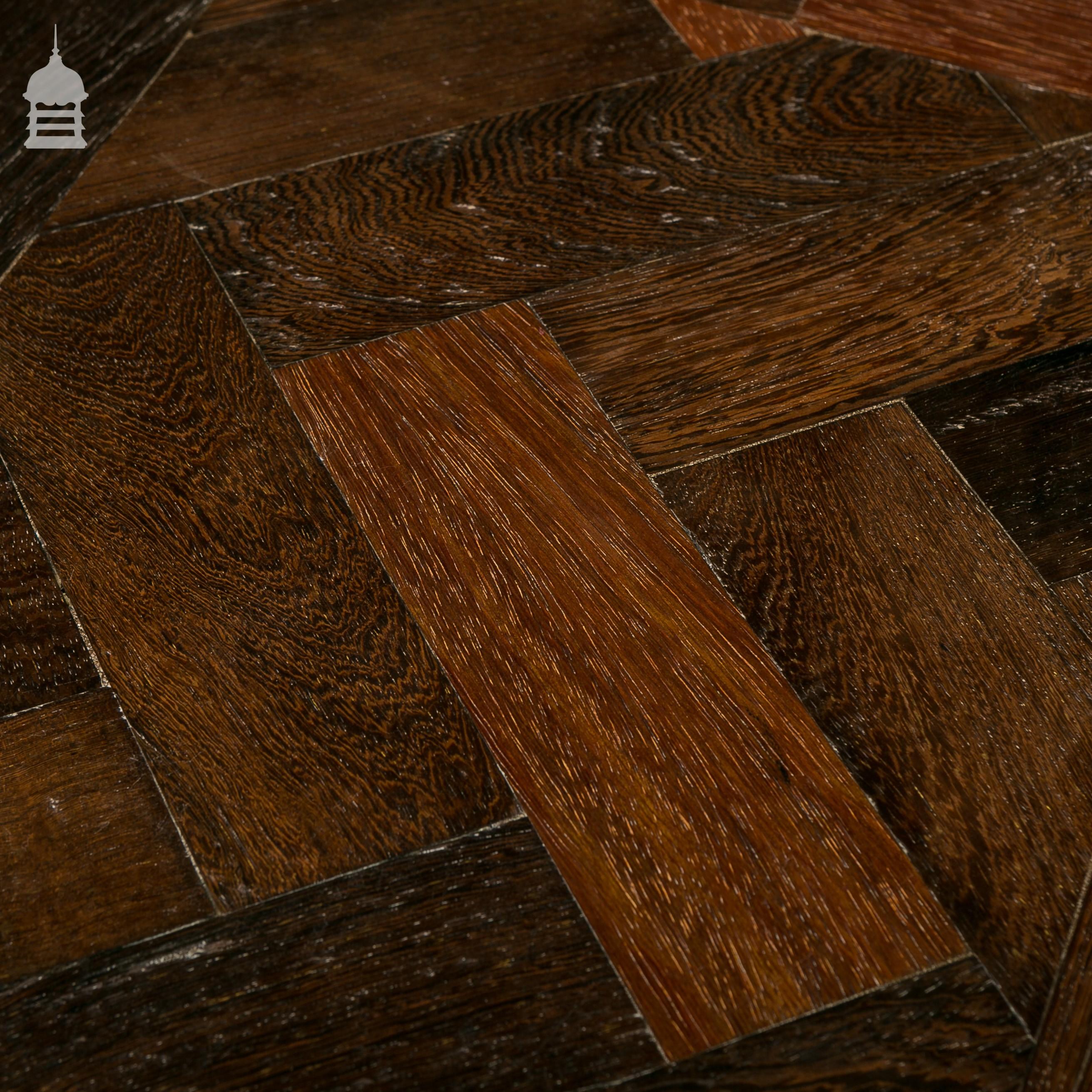reclaimed wenge parquet block flooring. Black Bedroom Furniture Sets. Home Design Ideas