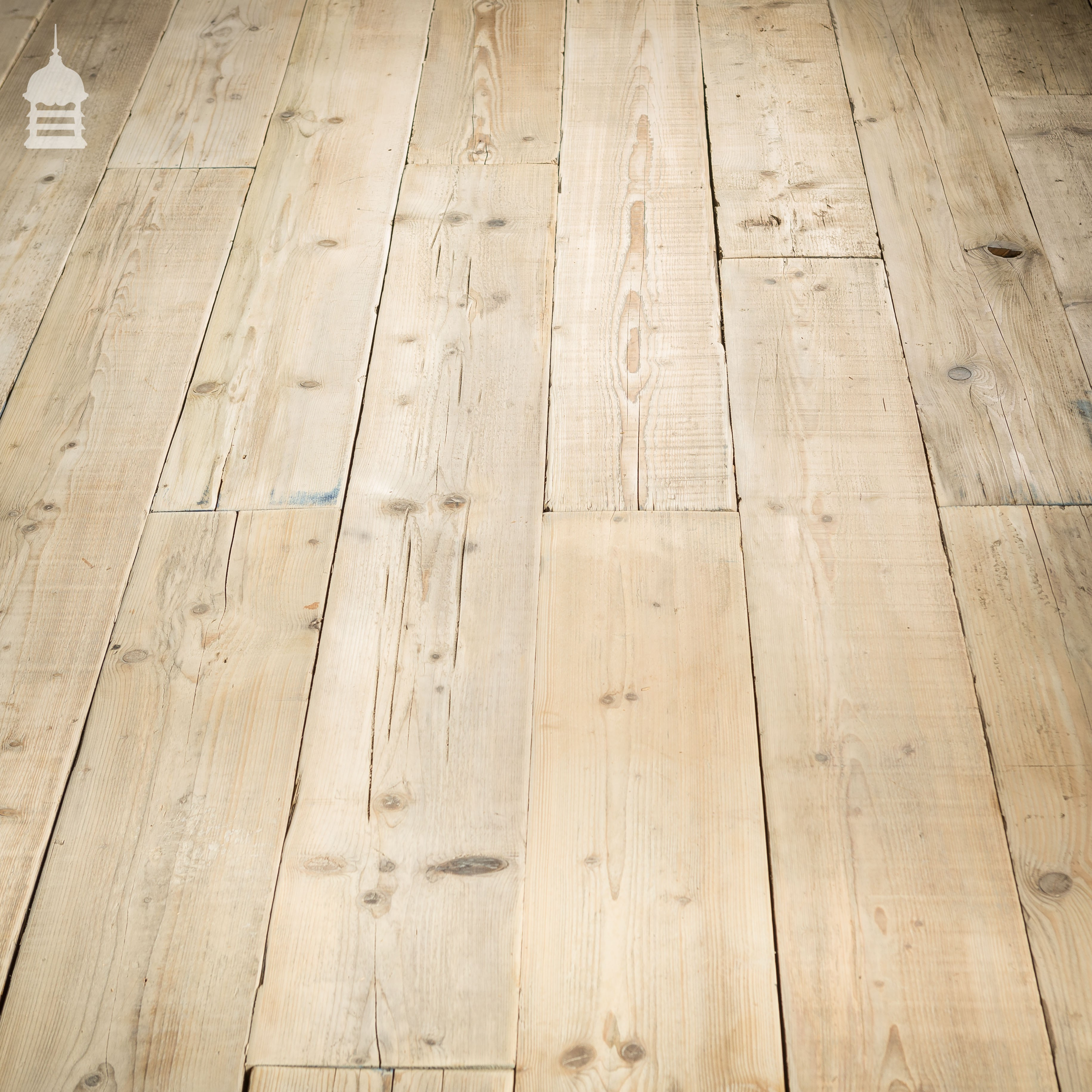 Reclaimed Scaffold Boards with Sanded Finish Cut to 20mm ...