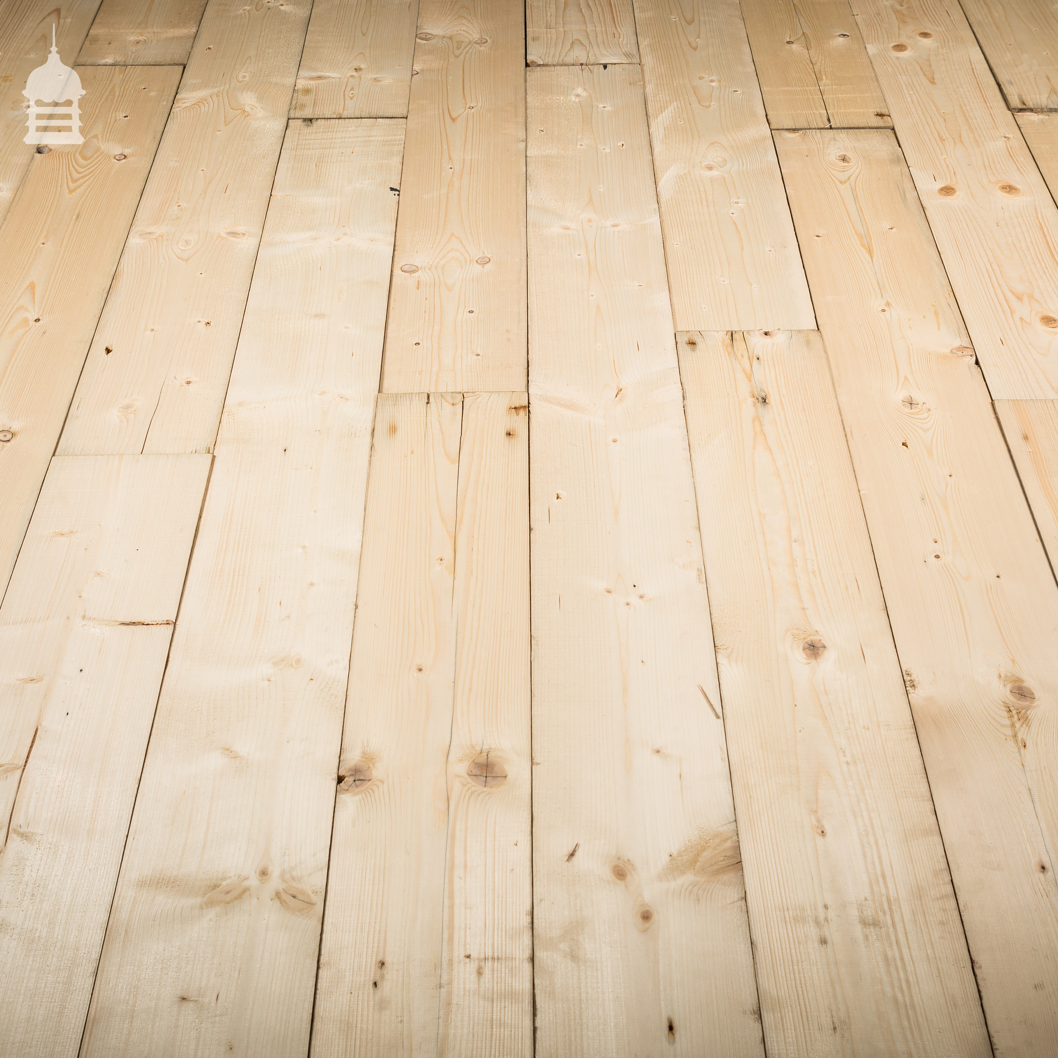 Planed Finish Cut Scaffold Board Thick Floorboards Flooring All Stock