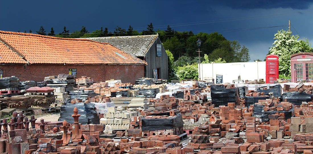 Image of The Norfolk Antique and Reclamation centre premises